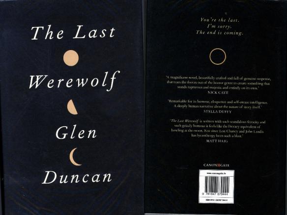 The Last Werewolf FB
