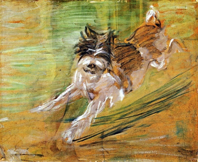 Jumping Dog Schlick (1908)