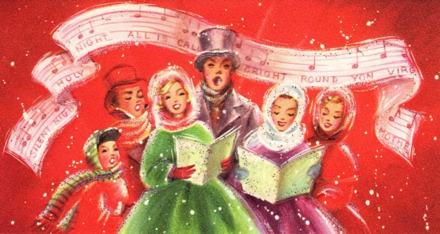 McGonagall Christmas Card