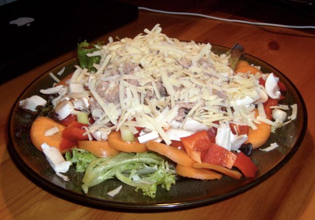 Monster Salad #1