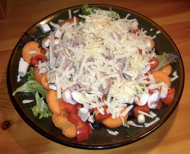 Monster Salad #2