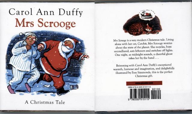Mrs Scrooge FB