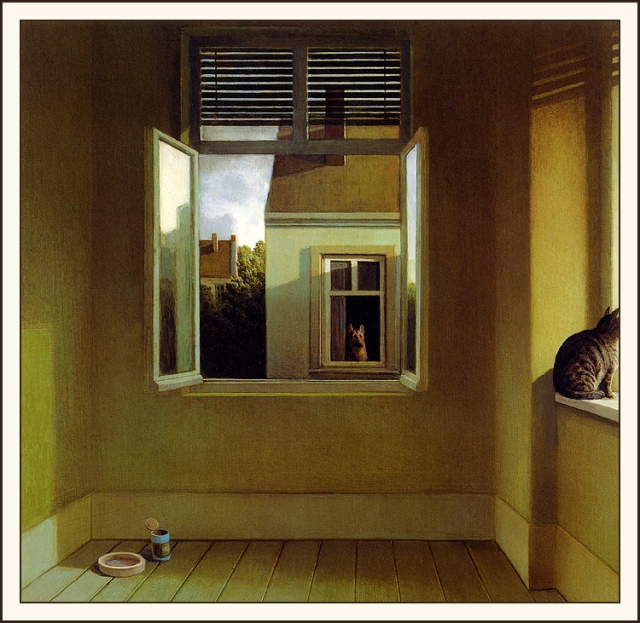 A Summmer Night's Melancholy  Michael Sowa