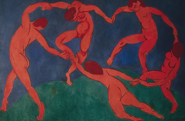 The Dance (1910) - Henri Matisse