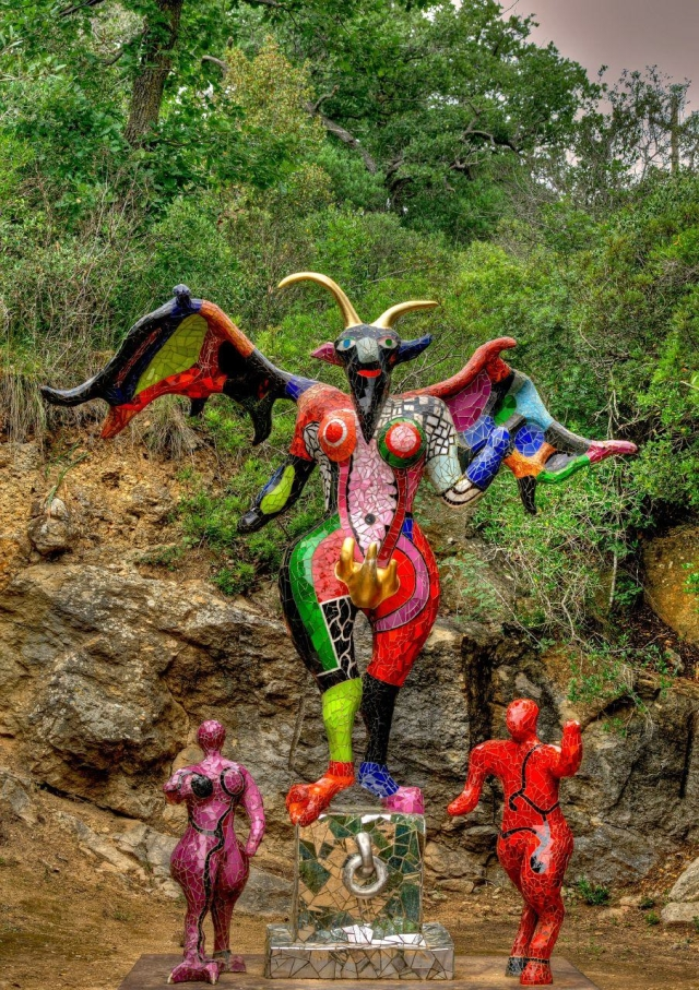 The Devil - Niki de Saint Phalle