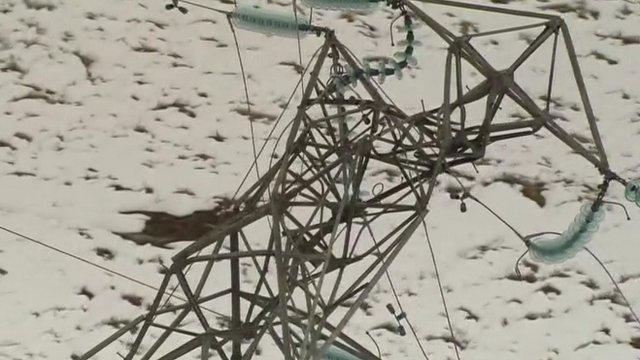 Fallen Pylon
