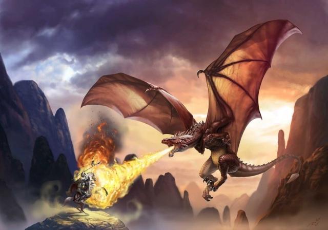 Dragon Killing St. George