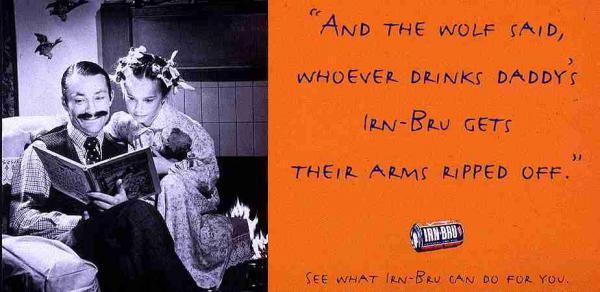Irn-Bru Poster