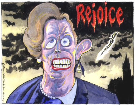 Thatcher:Blair
