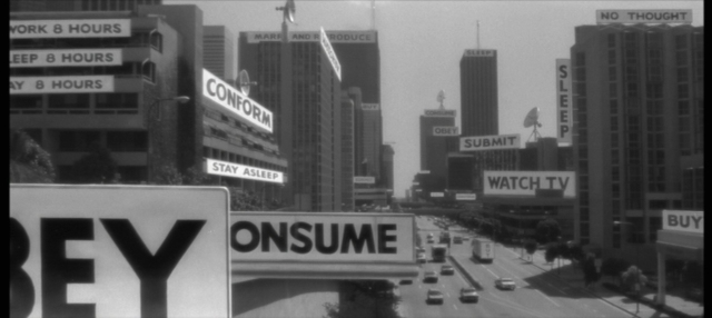 They Live Billboard