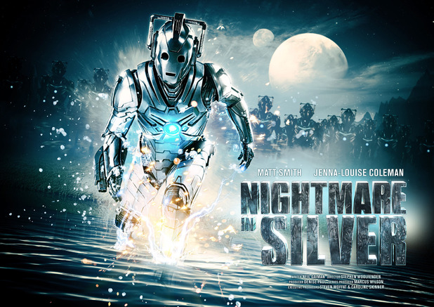Nightmare in Silver Poster