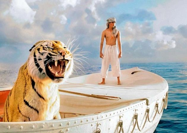 The Life of Pi Poster